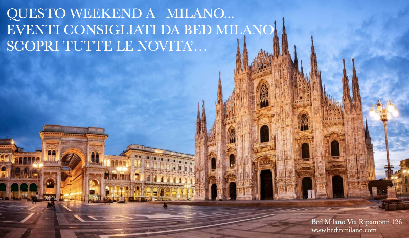 Weekend-a-Milano